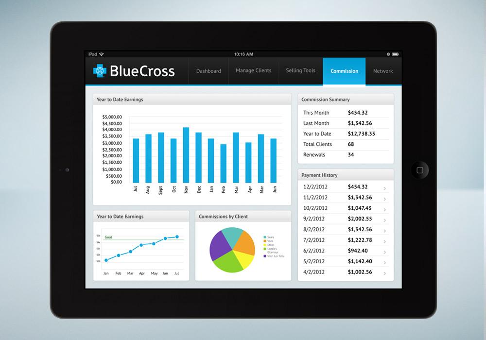Book of Business iPad App