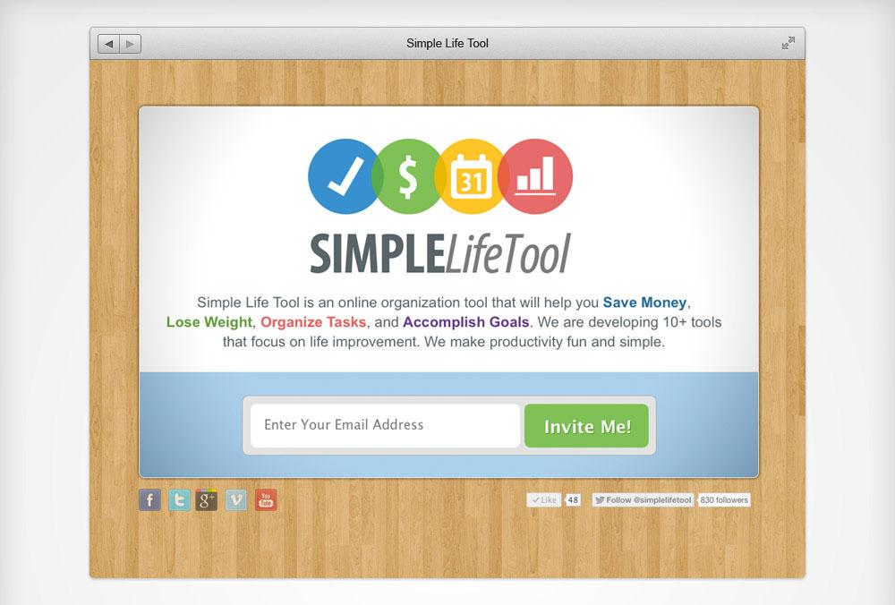 Simple Life Tool