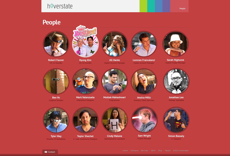 Hoverstate Website