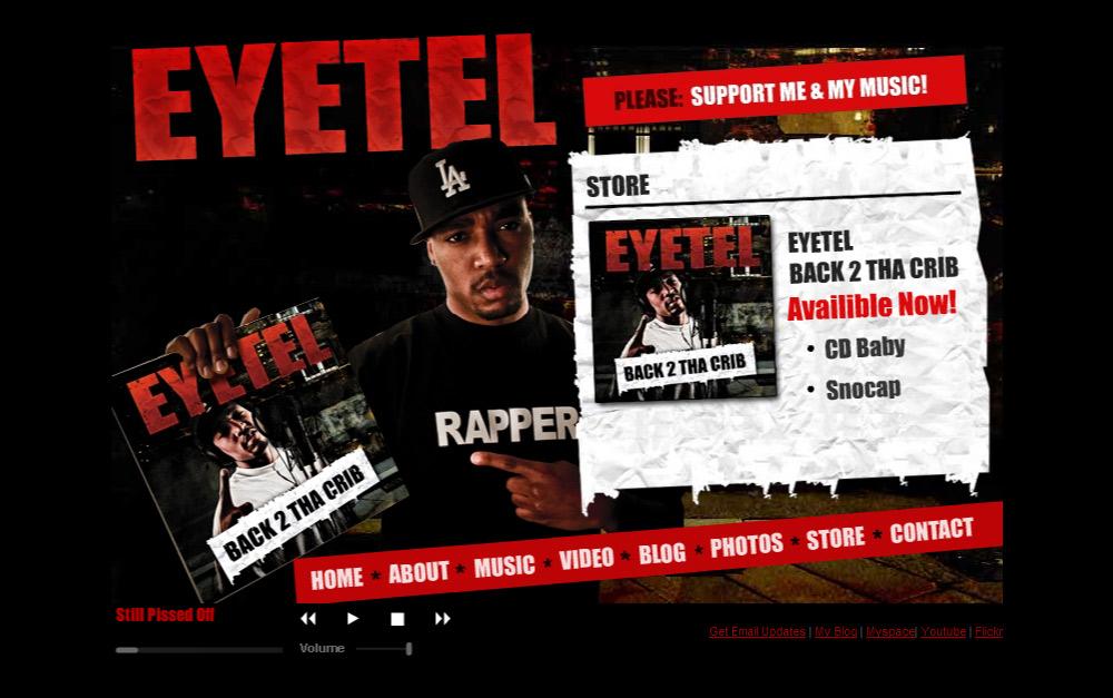 Eyetel Store