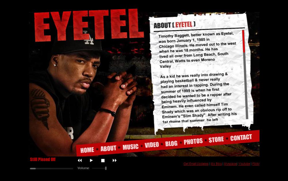 Eyetel About