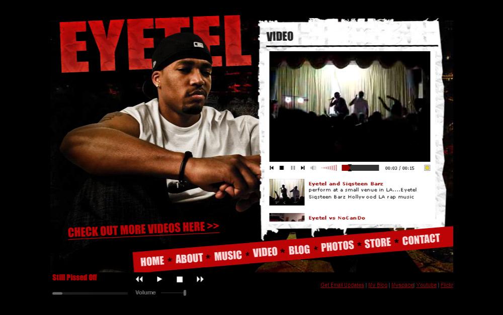 Eyetel Video