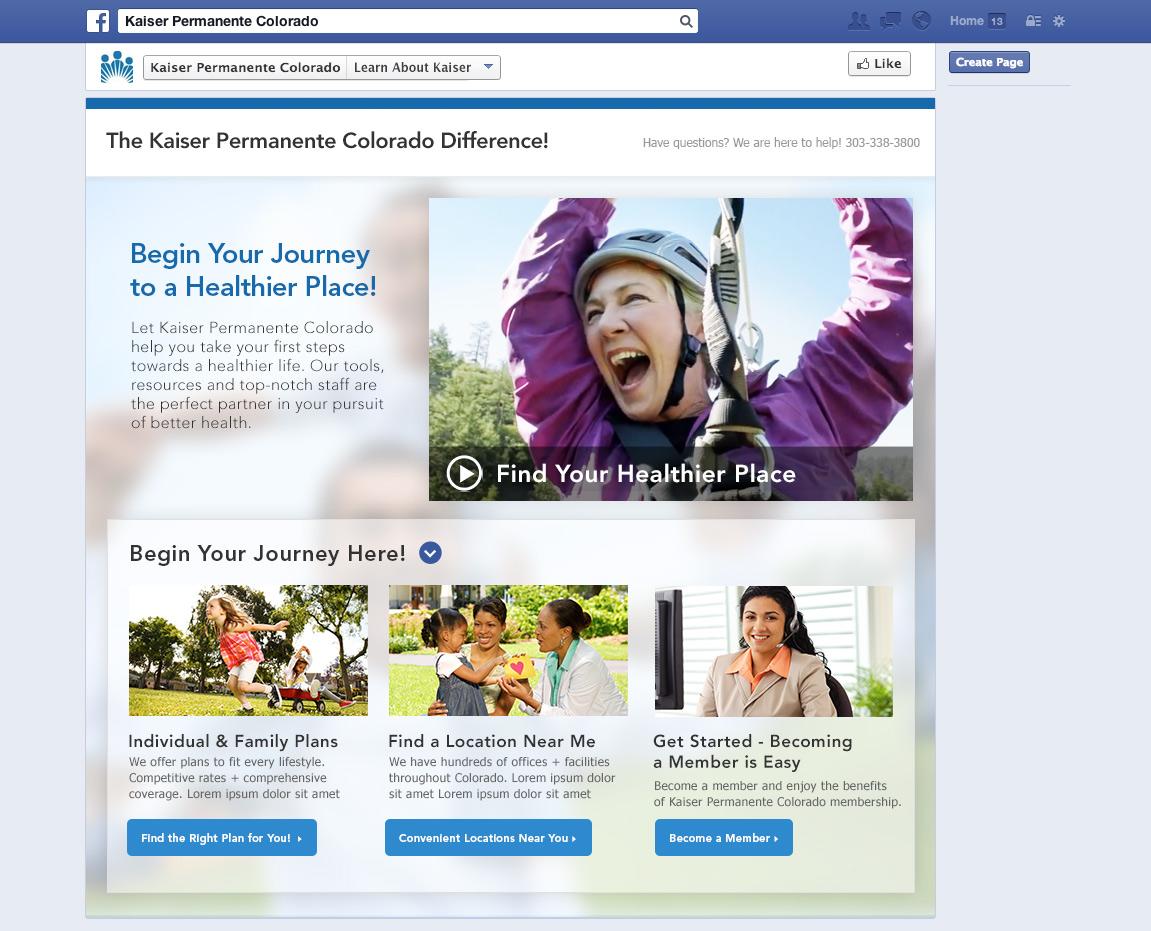 Kaiser Facebook