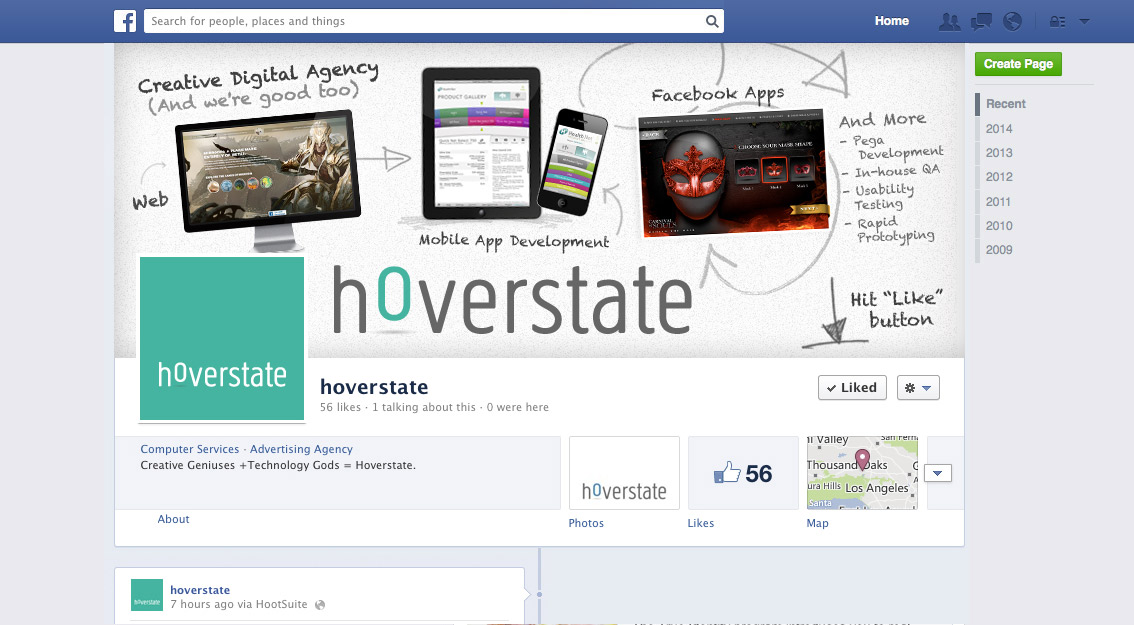 Hoverstate Facebook Banner