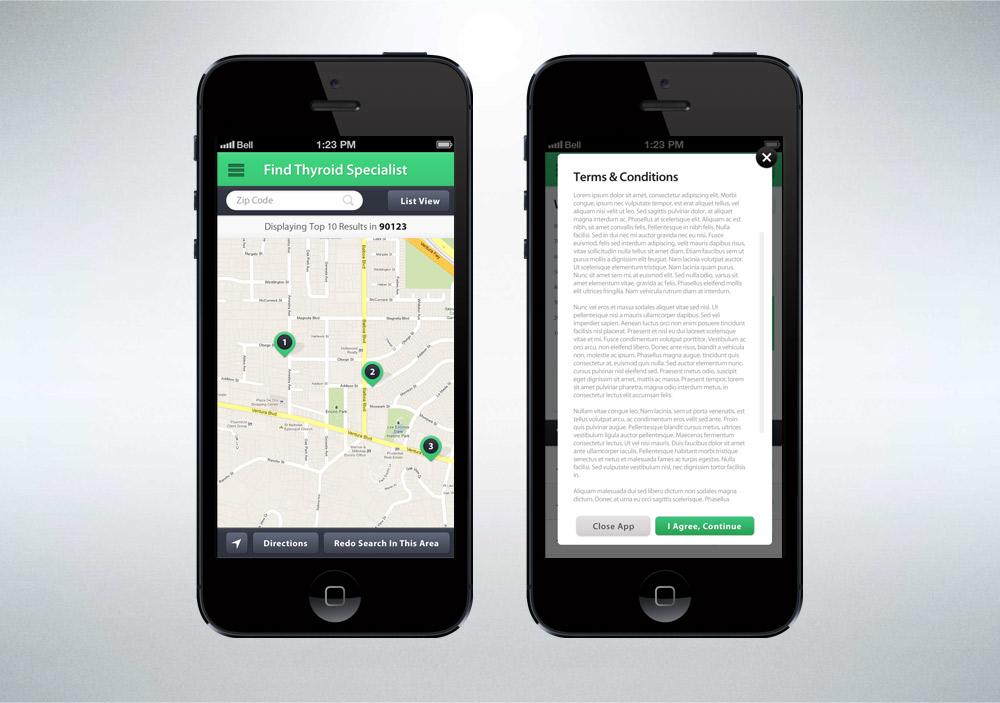 Thyroid Tracker App & Video - Mark Valenzuela